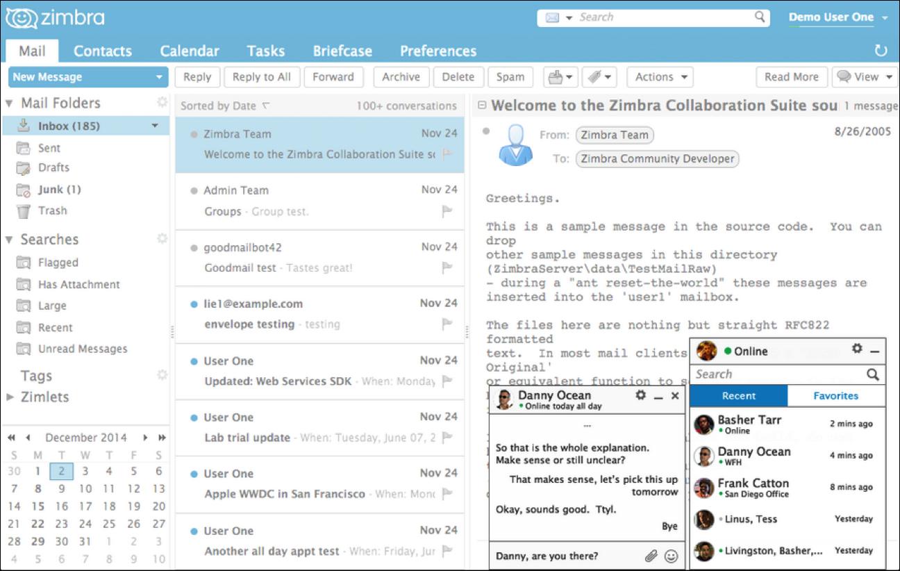 chat rooms no login zimbra
