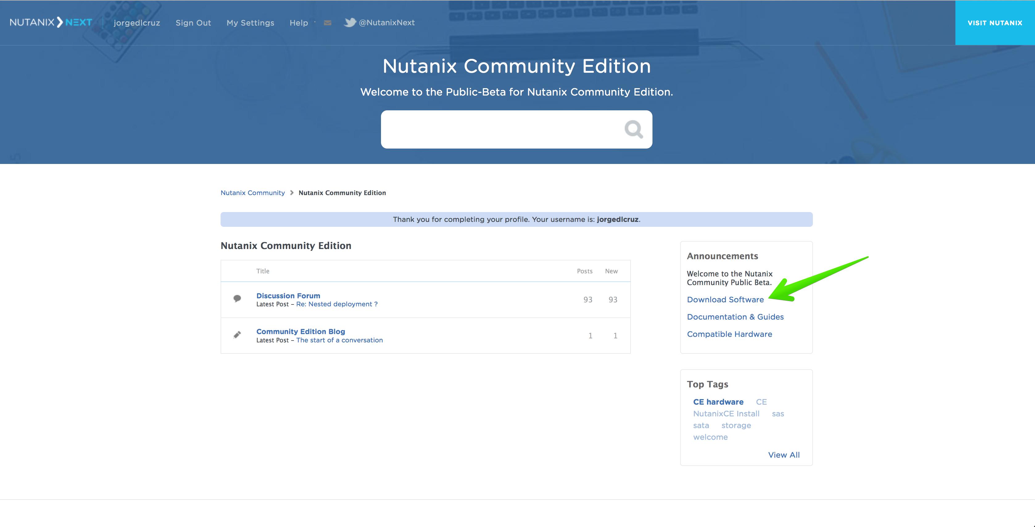 Nutanix: Instalar Nutanix Community Edition en VMware Fusion