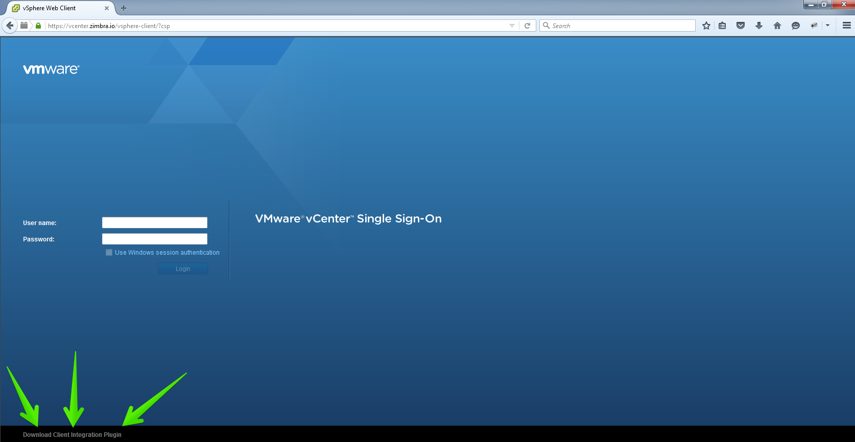 vmware client integration plugin mac download - Free