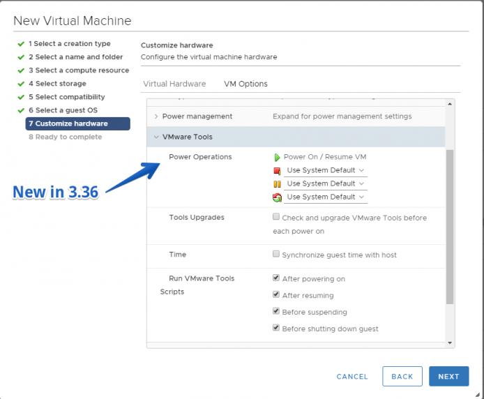 VMware: vSphere HTML5 Web Client Fling - Novedades - El Blog