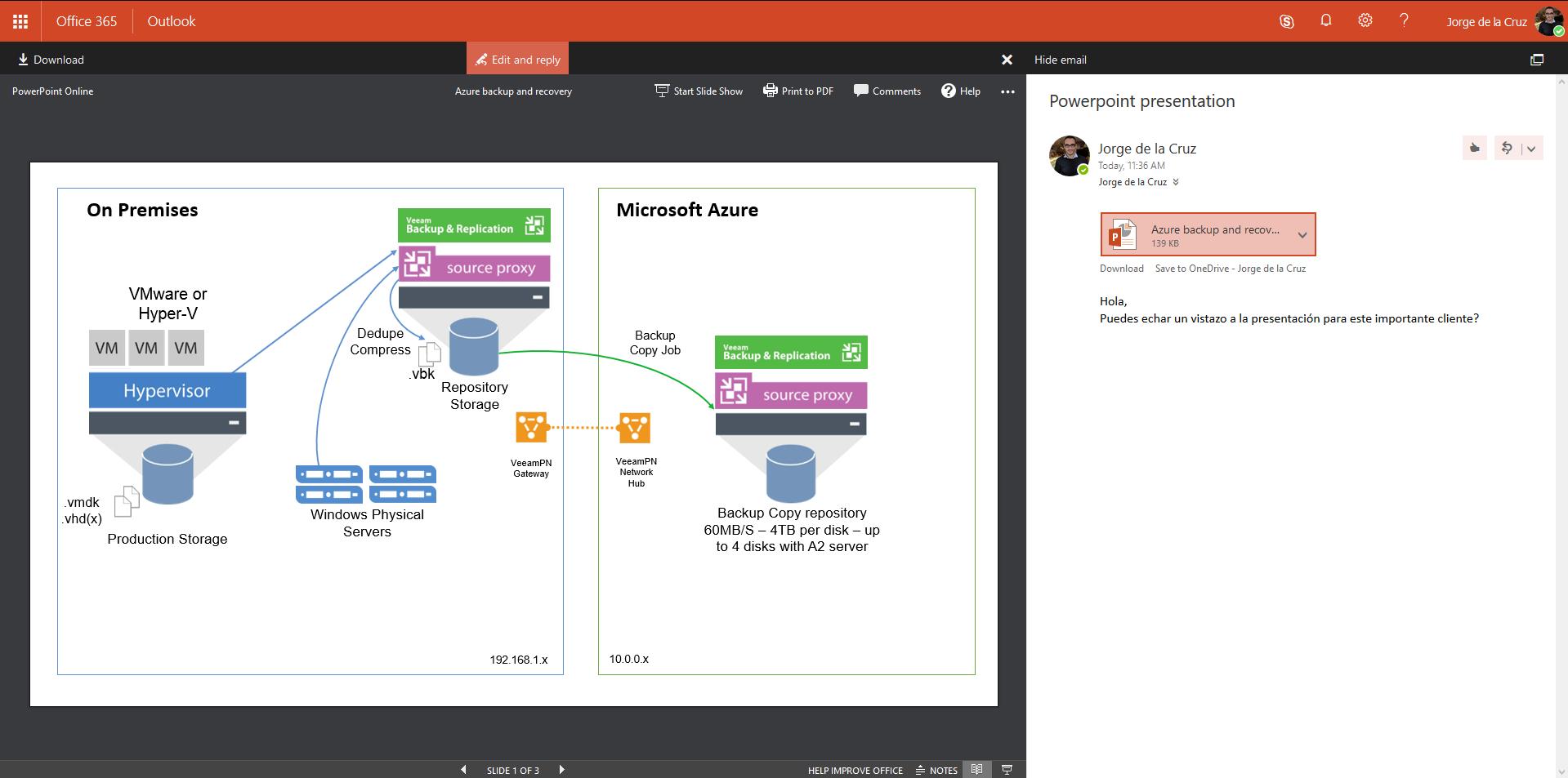 Microsoft: Seis funcionalidades de Microsoft Office 365 que mejoran