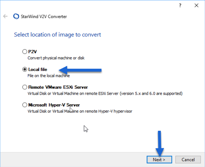 VMware: Cómo instalar Windows 10 IoT Core en vSphere 6 7 - El Blog